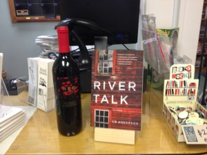 Wine and River Talk at Inkwood